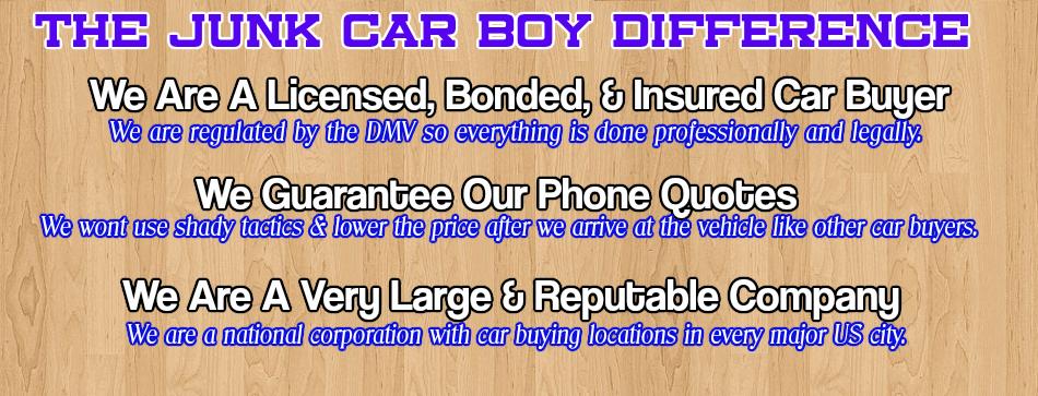 Cash For Junk Cars Denver
